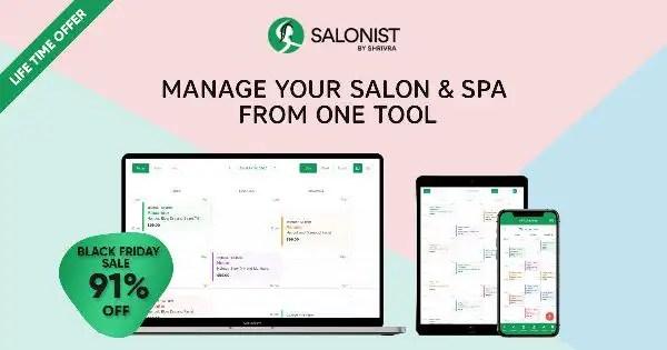 Salonist Salon Software