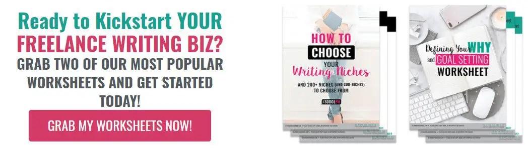 Freelance Writer Course
