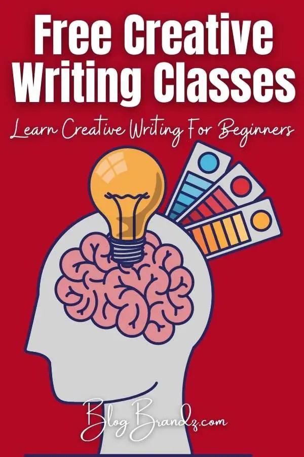 Free Creative Writing Classes