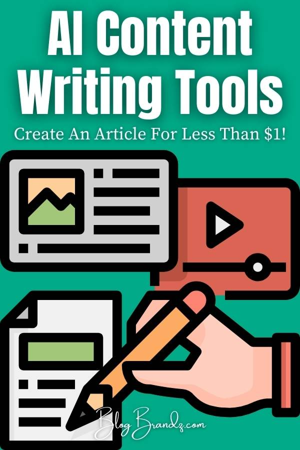 AI Content Writing Tools