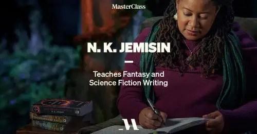 N.K. Jemisin MasterClass