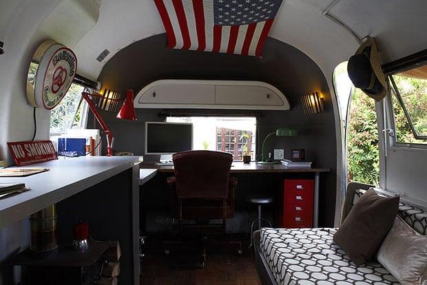 Viviendo en caravana en los USA