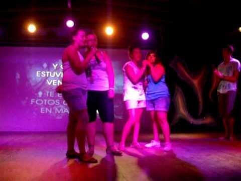 Karaoke del Camping La Marina de Alicante
