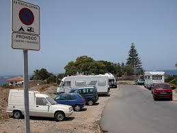 El camping que no admitía caravanas