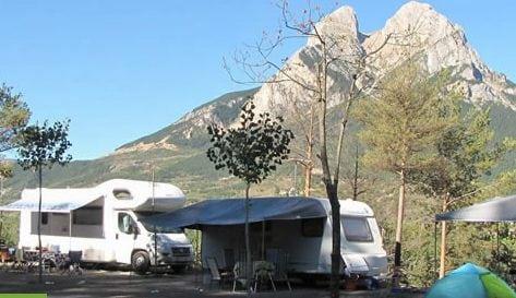 Los Campings de Montaña.