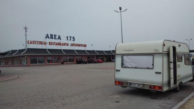 Caravana autónoma low cost