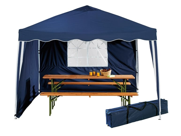 Carpa plegable 3x3 de LIDL