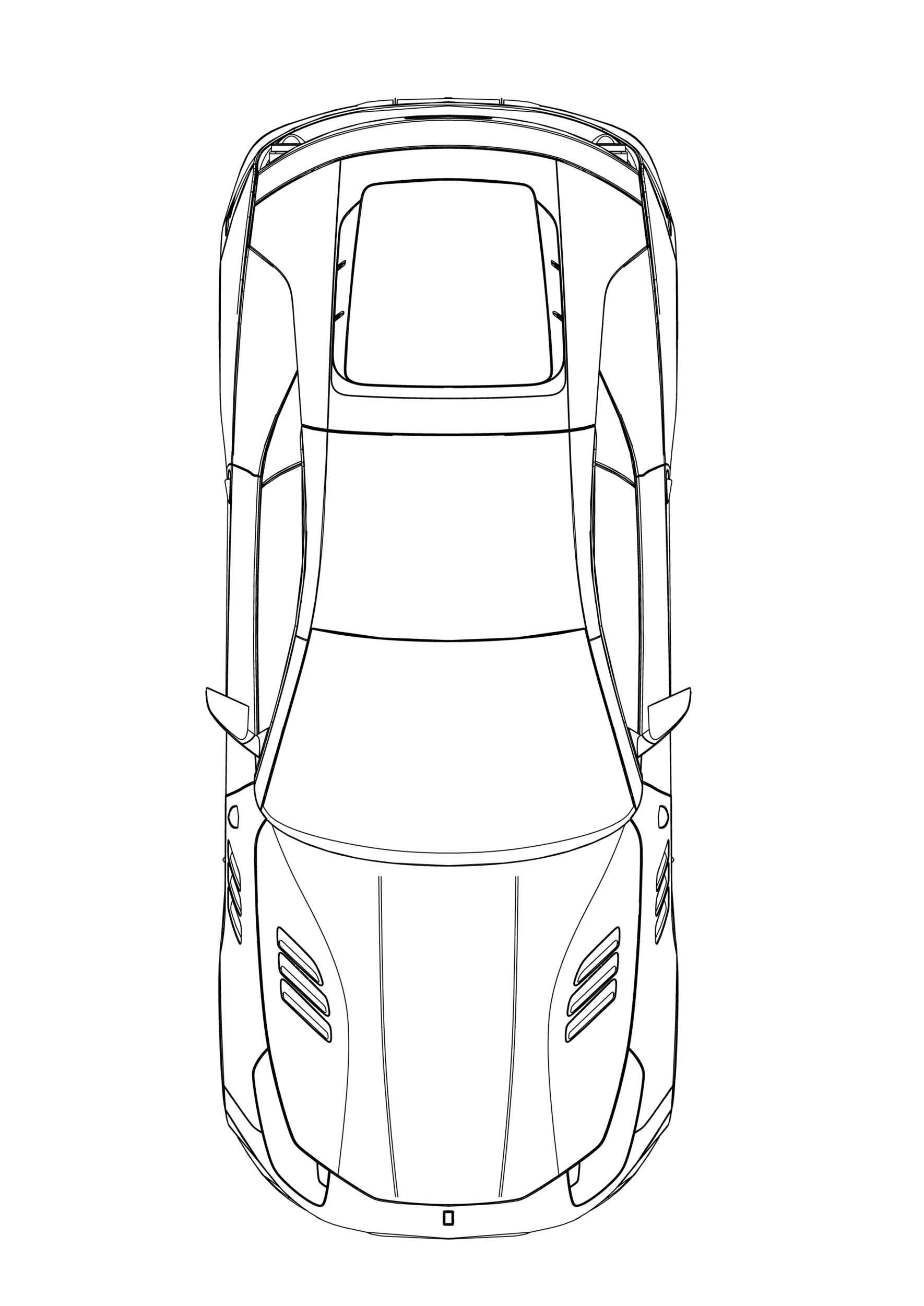 Ferrari Ff Coupe Patent Drawings Photos