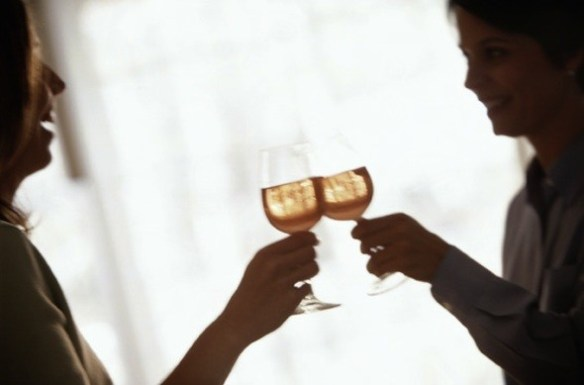How a glass of wine a day could help you lose weight