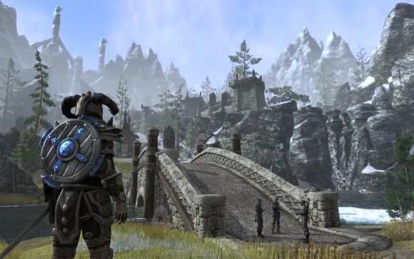 The Elder Scrolls Online Screenshot from Massively by Joystiq