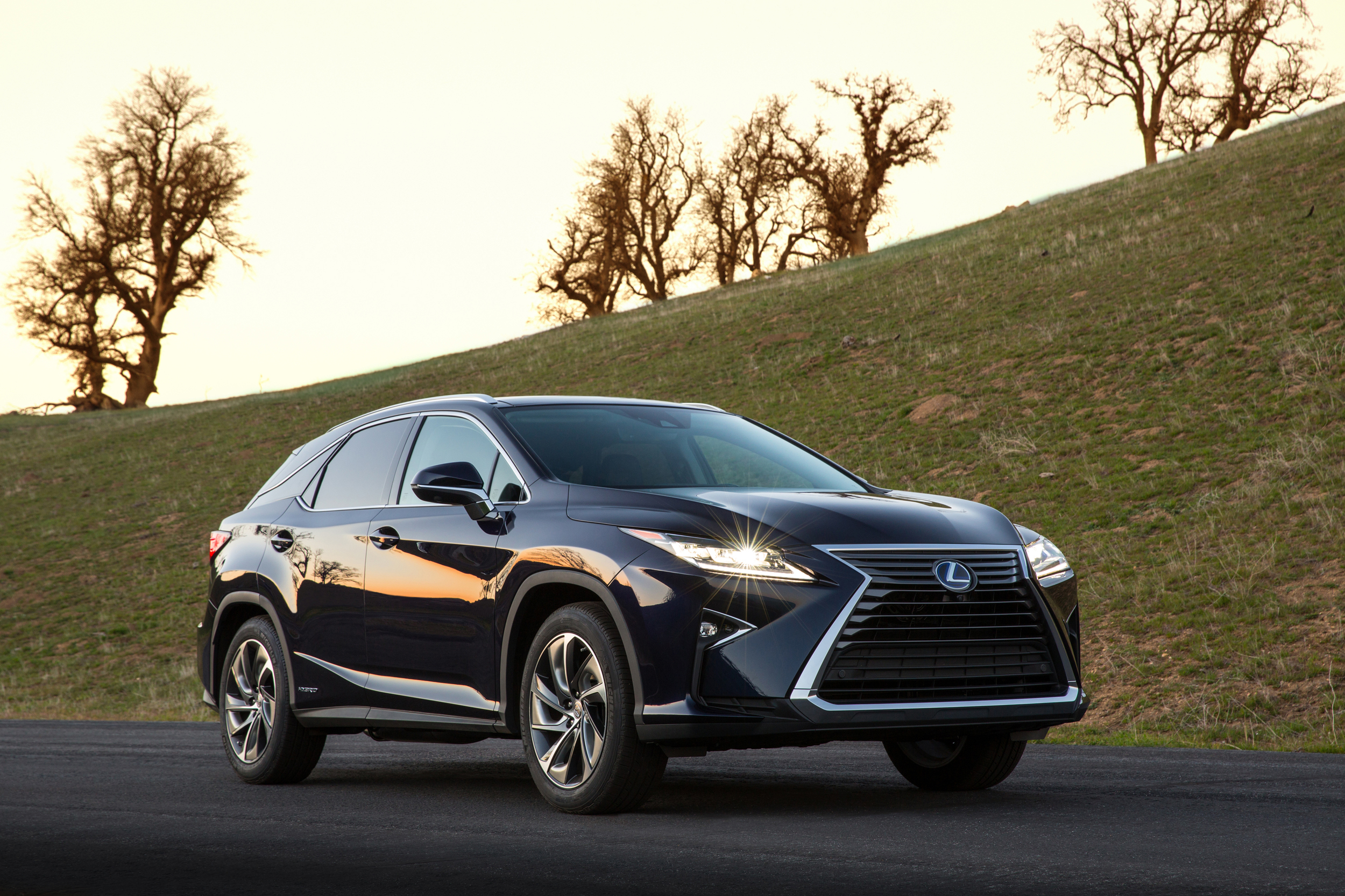 Lexus RX 450h Prices Reviews and New Model Information Autoblog