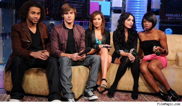 High School Musical 4 College Years 2012