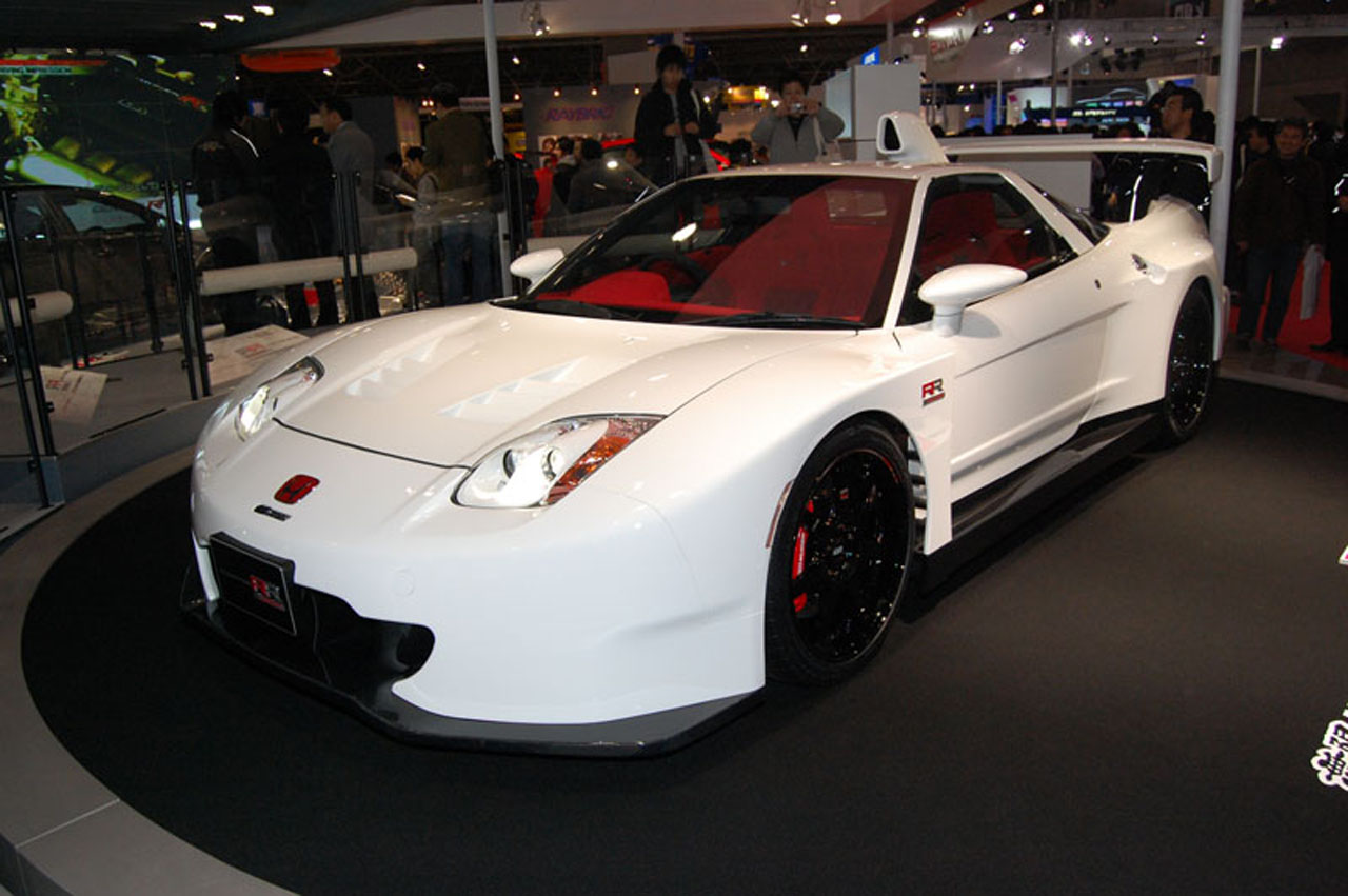 From the 2009 Tokyo Auto Salon