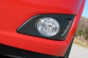 2012 Chevrolet Sonic fog light