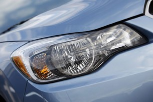2012 Subaru Impreza headlight