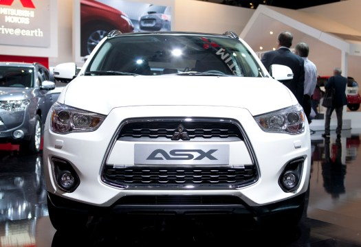 Mitsubishi ASX is French for Outlander Sport | Autoblog