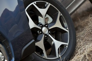 2014 Subaru Forester XT wheel