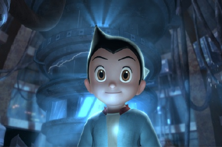 Astro Boy - First Official Still