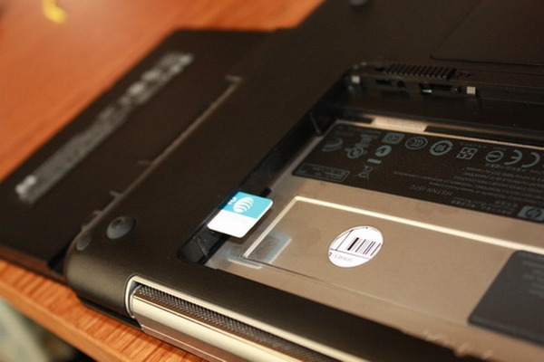 HP Mini 1000 now supporting 3G