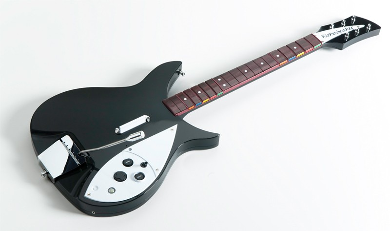 Rock Band Rickenbacker