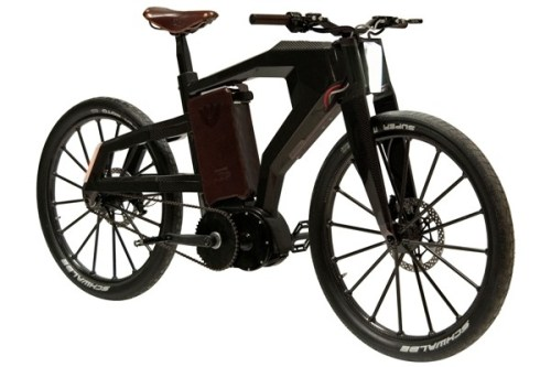 BlackTrail BT-01 is the $80000 electric bicycle of your dreams ...