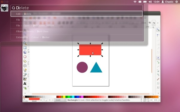 Canonical bringing HUD interface to Ubuntu 12.04 LTS, company's assault on contextual menus continues