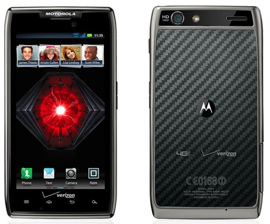 Motorola Droid Razr Maxx available now: more battery, same shape