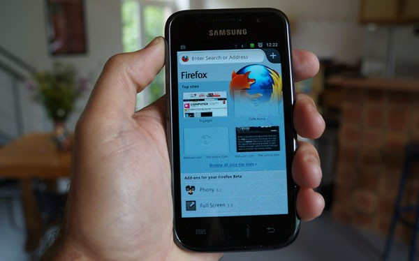 DNP Native Firefox Android browser adds speed, fresh look, Flash, HTML5 and, er, speed
