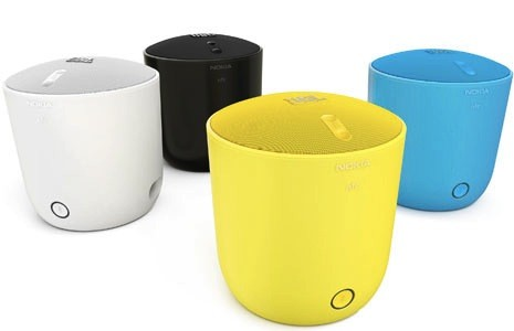 Nokia and JBL's PlayUp NFCequipped Bluetooth speaker wants to pair up with your Lumia