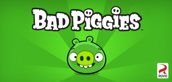 Bad Piggies, the alternateuniverses answer to Angry Birds lands September 27th