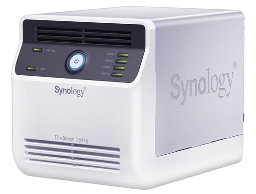 Synology launches DiskStation DS413j NAS server for your own private cloud
