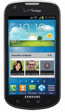 Samsung Galaxy Stellar available through Verizon beginning Thursday, free after rebate