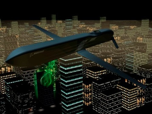 Boeing tests microwave missile that knocks out electronics, represents our worst nightmare video