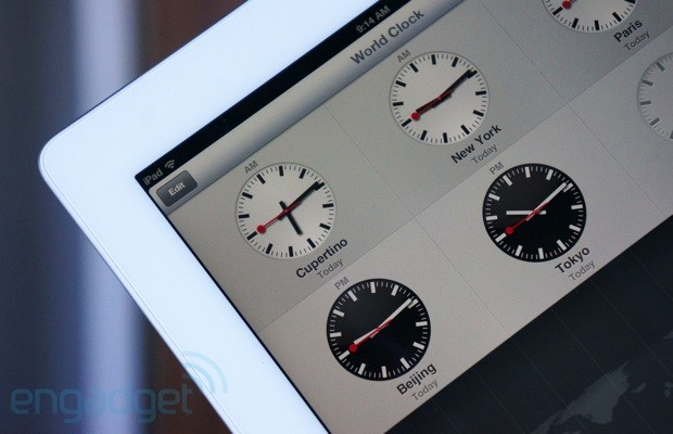 Apple licenses Swiss railway clock, knows what time it is