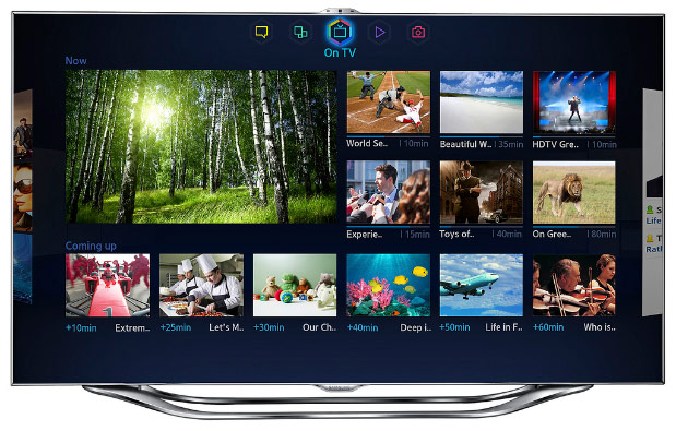 Samsung 2013 Smart TV