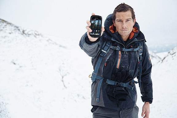 Kyocera Torque hitting Sprint March 8th, carrying $100 price tag and Bear Grylls' seal of approval