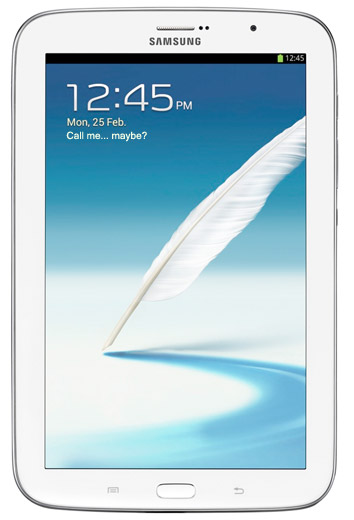Samsung's comically large Galaxy Note 80 smartphone purely a brand play, if nothing else
