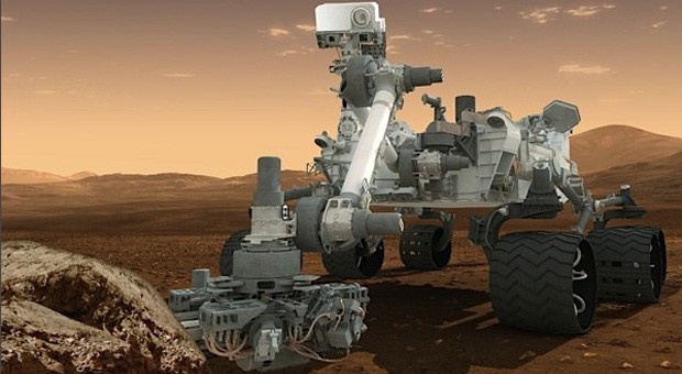 Curiosity rover flipped into 'safe mode' to overcome glitches