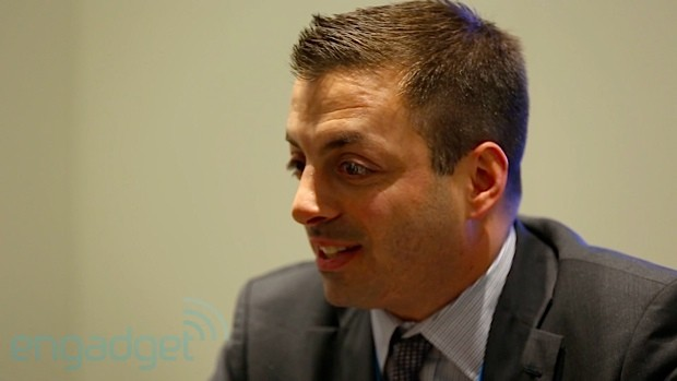 The Engadget Interview Samsung's Nick DiCarlo talks Galaxy Note 8 at MWC 2013