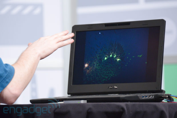 We're live at SXSW's Leap Motion panel