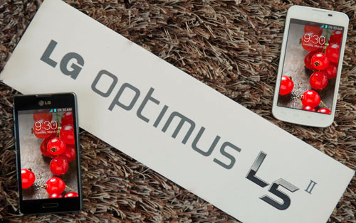 LG Optimus L5 II debuts in Brazil, international rollout to follow