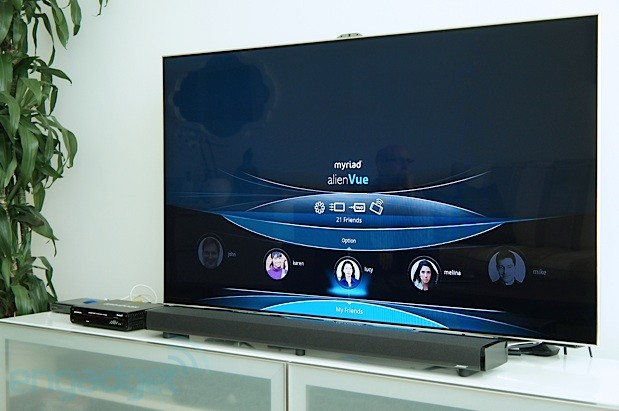 Myriad Social TV brings social networking to your cable box hands on video