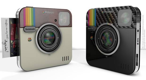 Polaroid to make Socialmatic Camera a reality for selfaware Instagram fans