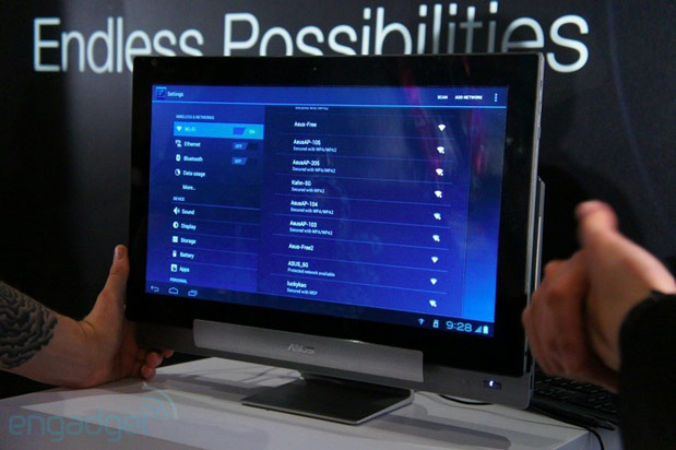 ASUS Transformer AiO launching Q2 for $1,299 and up, marries Windows 8 desktop with monster Android tablet