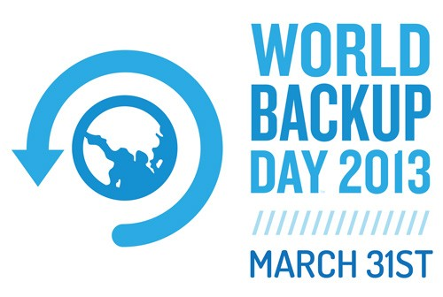 It's World Backup Day no time like the present to protect the past