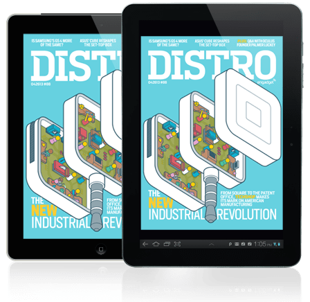 Distro Issue 88: TechShop makes its mark on American manufacturing