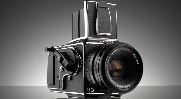 Hasselblad stops production of its last V System camera