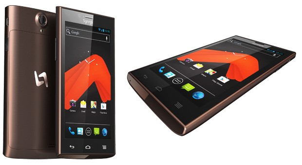Synrgic Uno debuts as one of the last TI OMAPpowered Android phones
