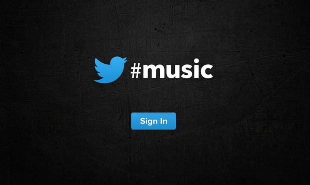 STUB Twitter's music discovery service goes live