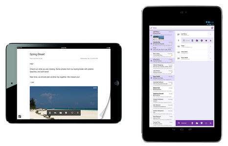 Yahoo! Mail comes to iPad and Android tablets, Weather arrives on iPhone